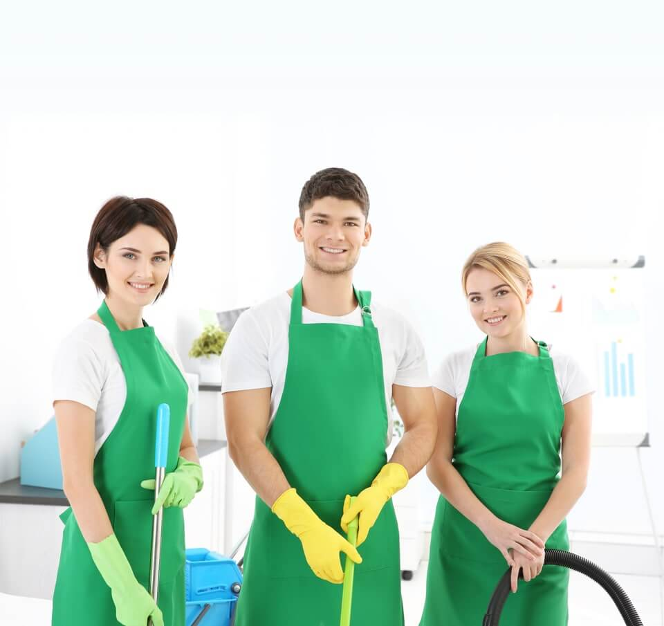 Go Cleaning Residential Cleaners in a photo
